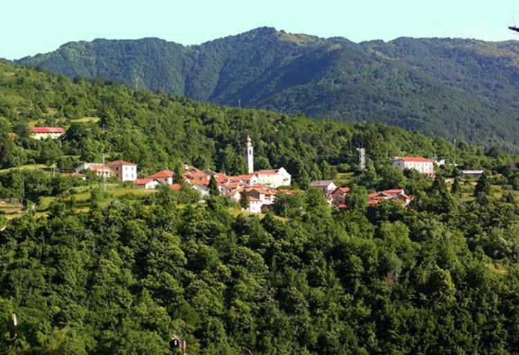 Carrega Ligure - Liguria - Italy