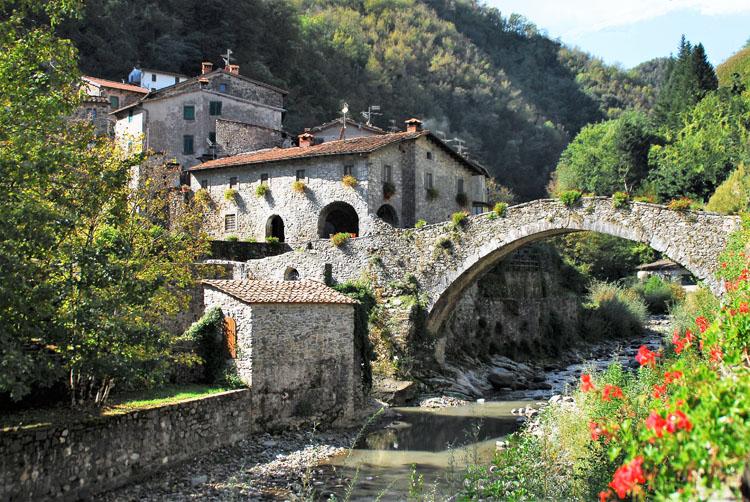 Fabbriche di Vergemoli (Lucca), Toscana - Italie