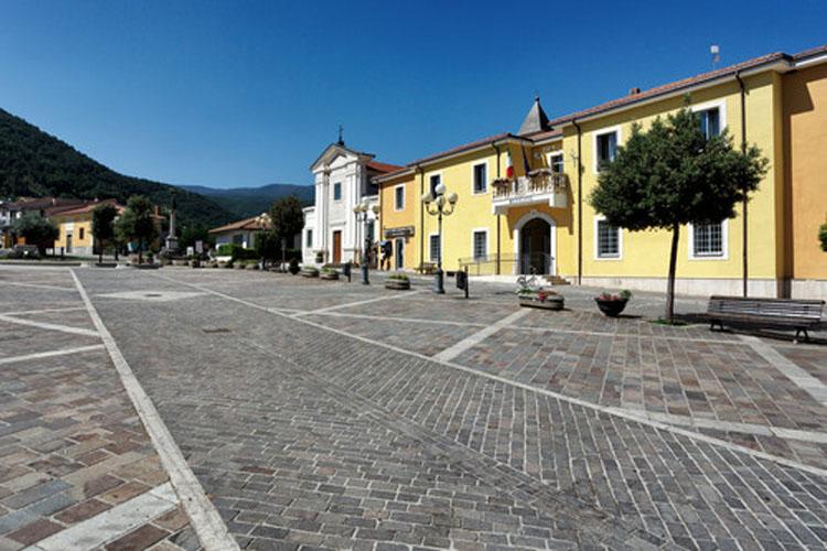 Lecce nei Marsi (Aquila), Abruzzo - Italy