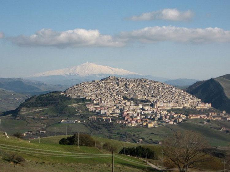 Gangi, Sicile - Italie - photo Wikimedia Commons