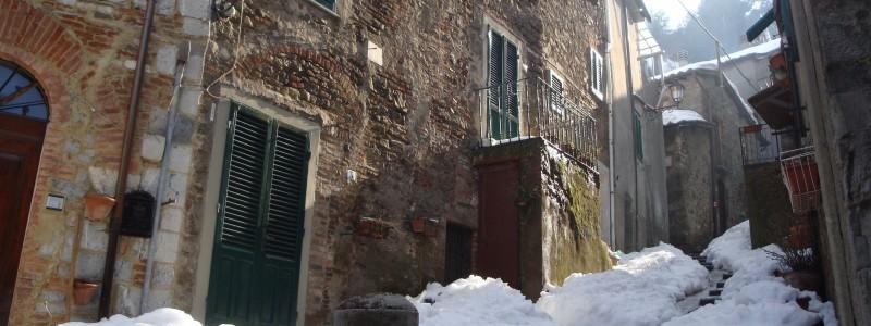 Montieri,en Toscane