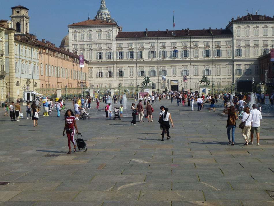 Piazza Castello - Turin