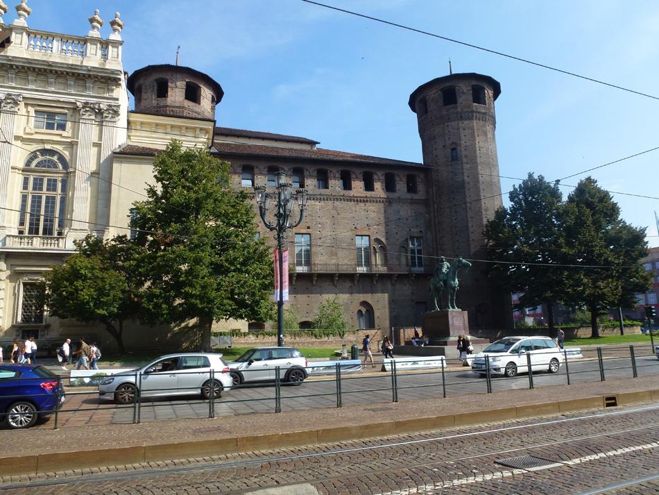 Turin - Palazzo Madama