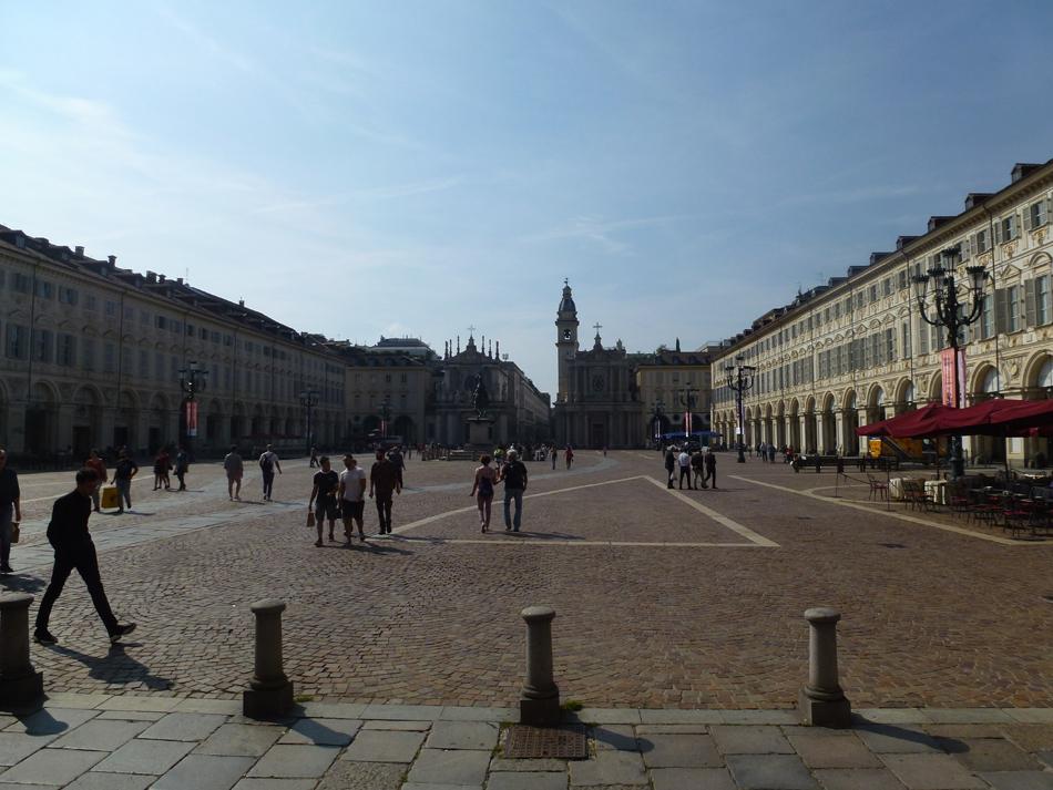 Piazza San Carlo - Turin (2)