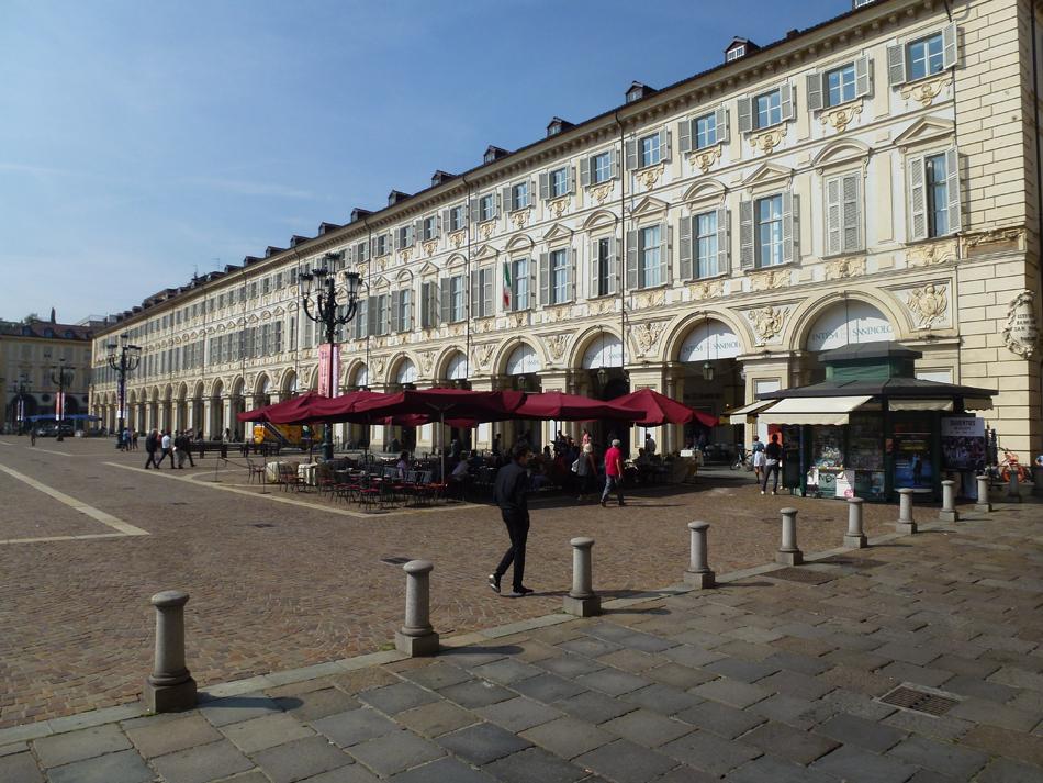Piazza San Carlo - Turin