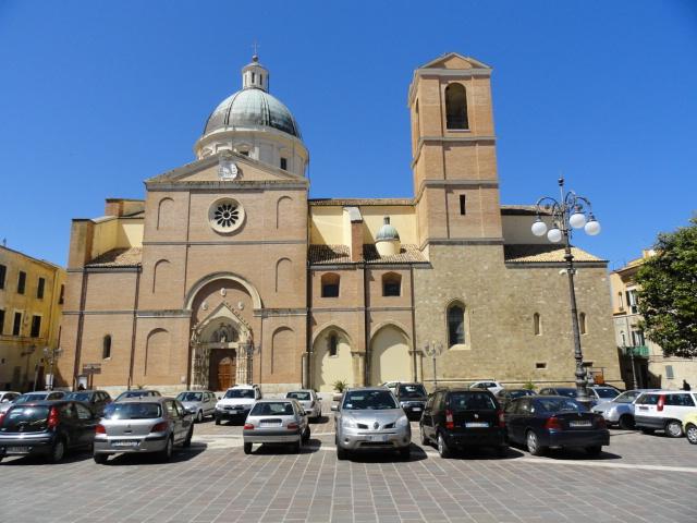 Ortona- Basilique de S. Thomas